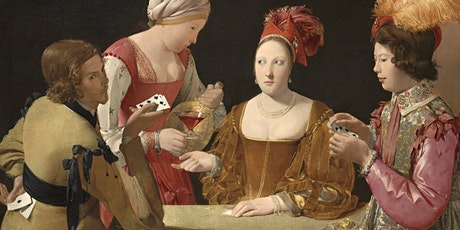 Online Kunstdialog - Georges de la Tour - The cheat with the Aces of Club Tickets