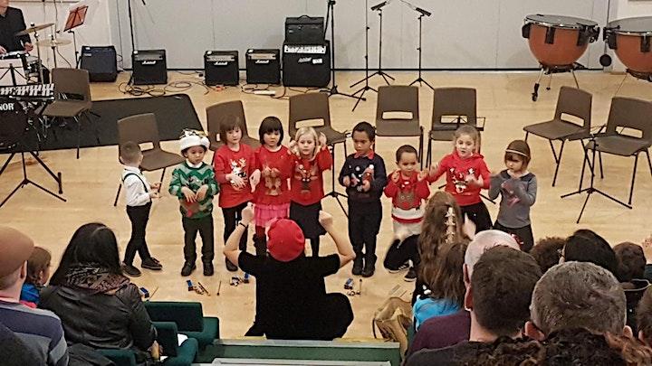 Mini Musicians Next Steps Course (age 4-6 yrs): Autumn Term image