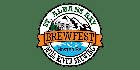 St. Albans Town BrewFest tickets