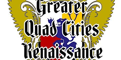 Greater Quad Cities Renaissance Faire 2021 tickets