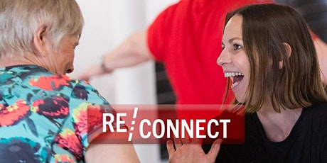 Re:Connect | New Adventures online workshop for the over 55s tickets