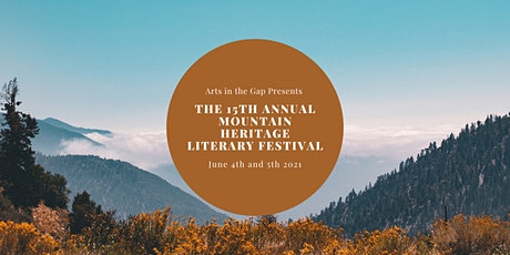 15th Annual Mountain Heritage Literary Festival tickets