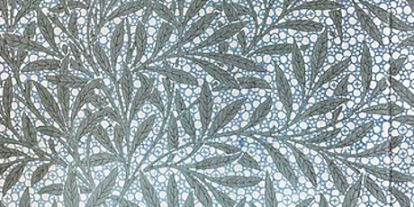 Virtual Talk: William Morris Wallpapers tickets
