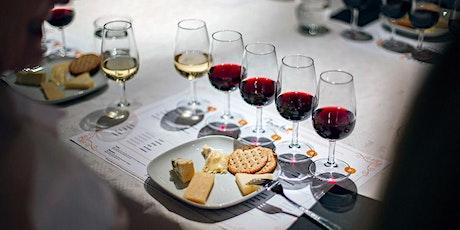 Ost och vinprovning Online   Den 27 April tickets