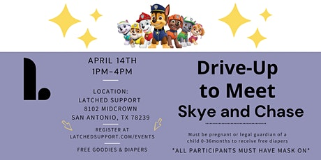 Paw Patrol Diaper Day Event tickets