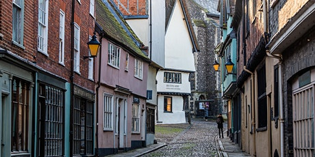 Norwich BID District Dialogues - Cathedral Quarter tickets