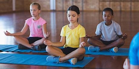 Inspire, Expire, Recommence... yoga et méditation à l'école Saint-Laurent tickets