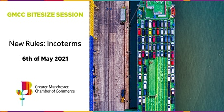 GMCC Bitesize Session - New Rules: Incoterms tickets