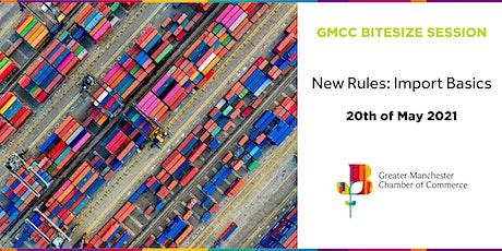 GMCC Bitesize Session - Import Basics tickets