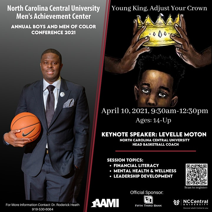 Annual Boys & Men of Color Conference (AAMI) image