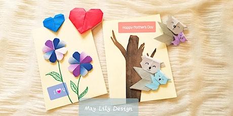 Origami Koala Bear Bookmark/Card Children Workshop (for Mother's Day) tickets
