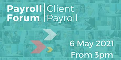 Payroll Forum - Client Payroll tickets