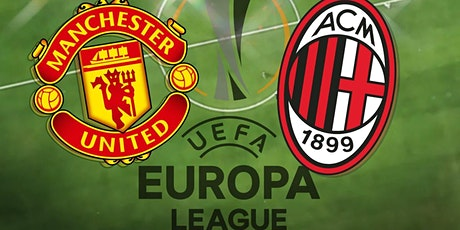 LIVE@!. Milan - Manchester United in. Dirett 2021 tickets