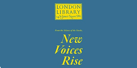 The London Library Emerging Writers Showcase tickets