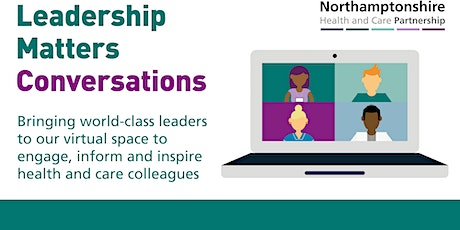 NHCP Leadership Matters Conversations - Turning Ambition into Achievement tickets