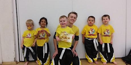 LJJ Little Dragons 4-6yrs tickets
