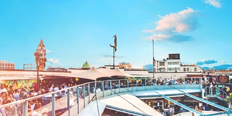 Summertime Rooftop & Club party - Brixton (Bank Holiday weekend) tickets