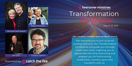 Transformation Online Conference tickets