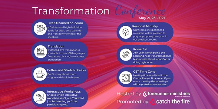 Christian Conference. Online. Post-pandemic opportunties for growth. image