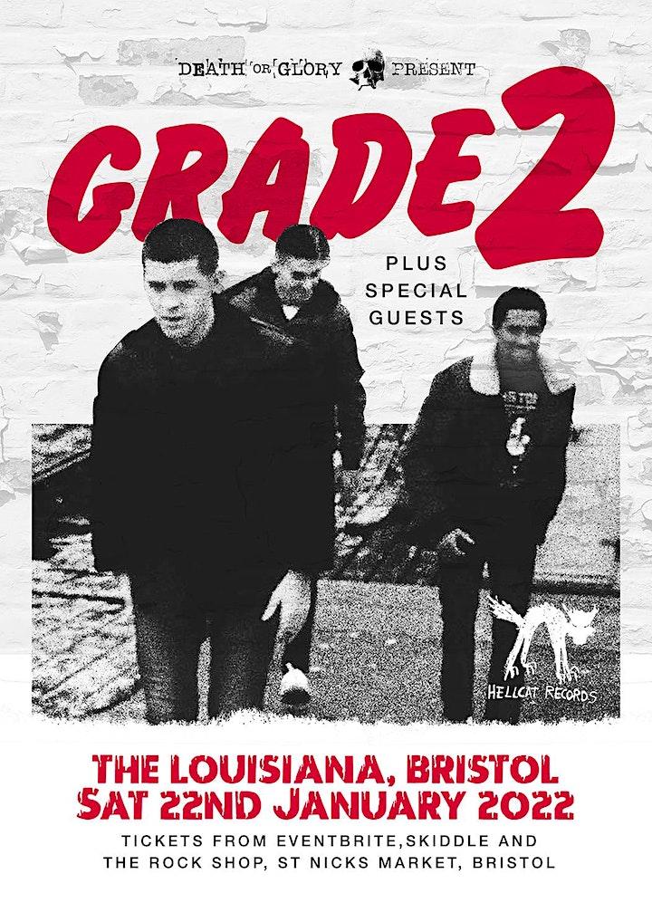Grade 2 Live at The Louisiana Bristol image