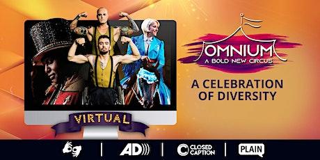 Omnium: A Bold New Circus tickets