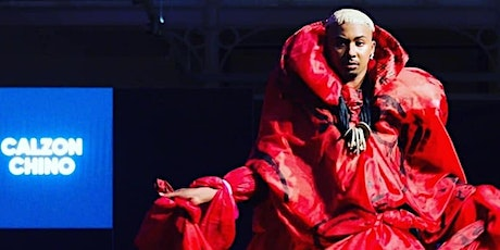 Voguing with D'Relle West (in-person workshop)   Molly's Masquerade tickets