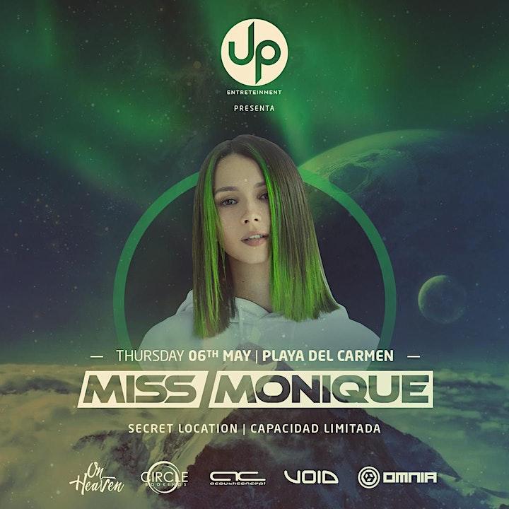 UP Entertainment pres MISS MONIQUE @ On Heaven image