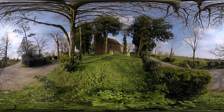 Creating a 360° tour, by Bradford Cathedral : a church tourism workshop image