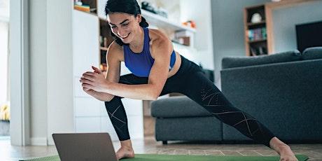 Virtual Fit Club: Cardio & Strength   Florida Blue Pensacola tickets