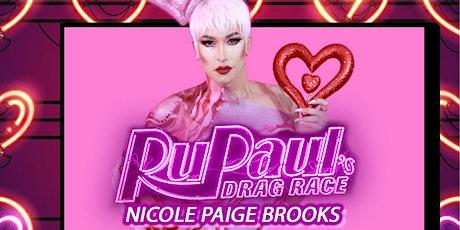 FunnyBoyz Brighton presents RUPAUL'S DRAG RACE NICOLE PAIGE BROOKS tickets
