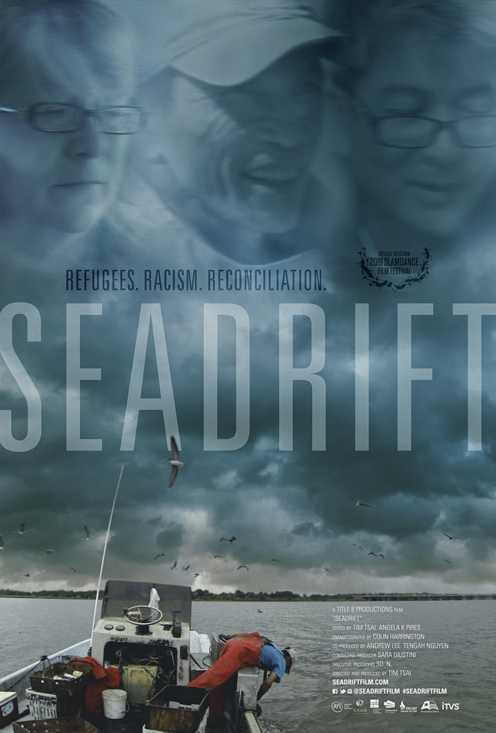 VCSA Presents: Virtual Screening of SEADRIFT image