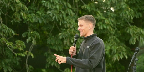 Open Air Comedy at the Oxford Artisan Distillery tickets