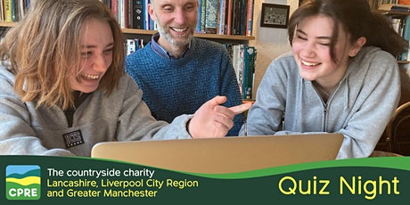 Quiz Night with CPRE Lancashire, Liverpool City Region & Greater Manchester tickets