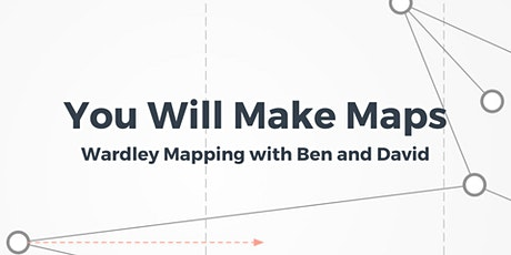 You Will Make Maps! tickets