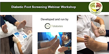 Diabetic Foot Screening workshop tickets