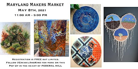 Maryland Makers Market tickets