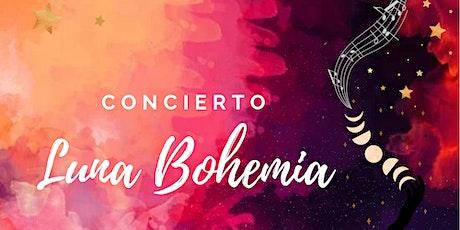 Concierto Luna Bohemia entradas