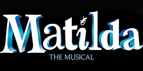 7:00 PM (Evening) Dayspring Academy's Elementary Production - Matilda, Jr. tickets