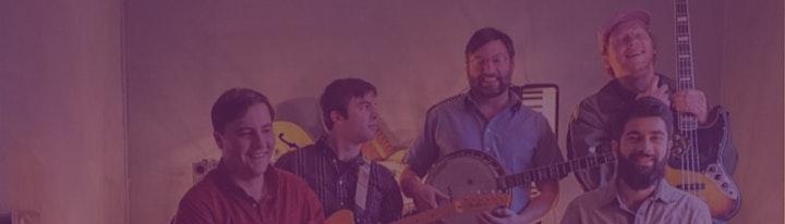 LIVESTREAM of Loading Dock Concert: Jake Davis  & the Whiskey Stones image