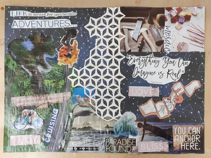 Vision Board Workshop image