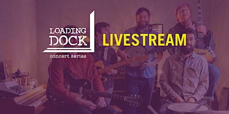 LIVESTREAM of Loading Dock Concert: Jake Davis  & the Whiskey Stones tickets