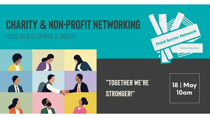 Charity & Non-Profit Networking - Focus on Busines image