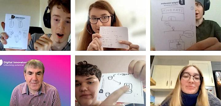 Digital Innovators Skills Programme - Taster Session image