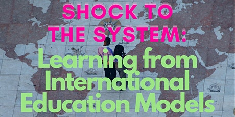Shock to the System: What the UK can learn from International Education tickets