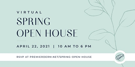Virtual Spring Open House 2021 tickets