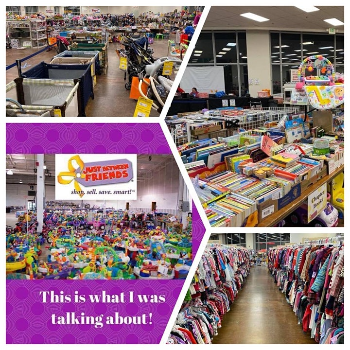 Free Admission Pass JBF Arvada/Louisville Children's Consignment Sale image