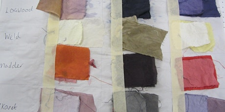Natural Dyeing Workshop tickets