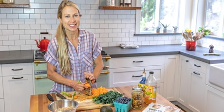 Next Level Salads, LIVE Cooking Class with Elyse Kopecky tickets