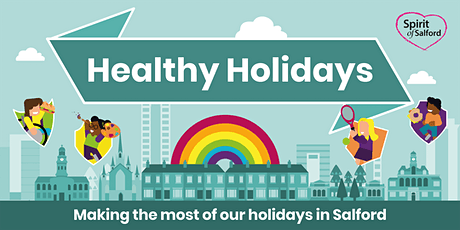 Healthy Holidays: Cleavley Track (hosted by Salford Metro Athletics Club) tickets
