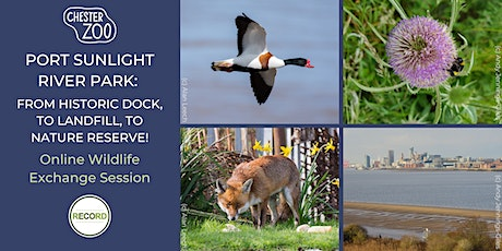 Port Sunlight River Park: From Historic Dock to Landfill to Nature Reserve! tickets